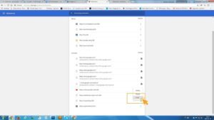 usuwanie push notification